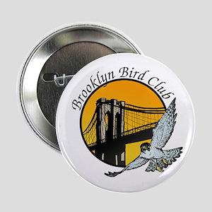 """Brooklyn Bird Club 2.25"""" Button"""