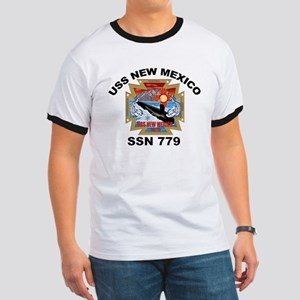 SSN 779 USS New Mexico Ringer T