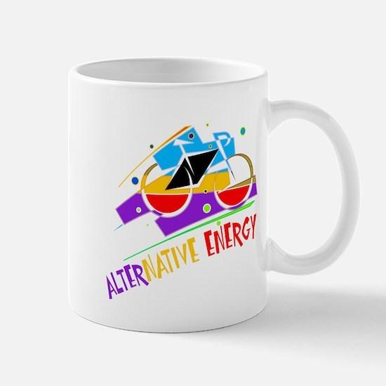 Cute Alternative energy Mug