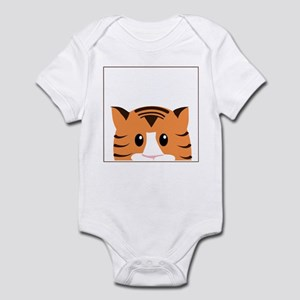 meow Infant Bodysuit