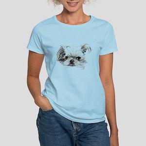 Brussels Griffon Nellie Women's Light T-Shirt