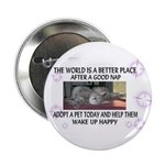 """A better place"" 2.25"" Button (10 pack)"