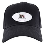"""Every dog needs his day"" Black Cap"
