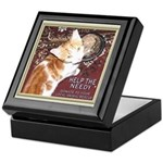 Help the Needy Keepsake Box