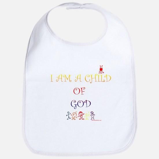 I AM A CHILD OF GOD Bib