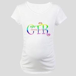CTR Maternity T-Shirt