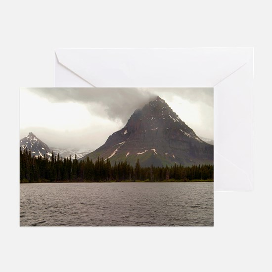 Two Medicine Lake Greeting Cards (Pk of 10