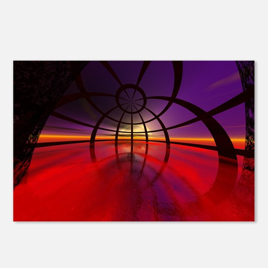 New Day Dawning - Postcards (Package of 8)