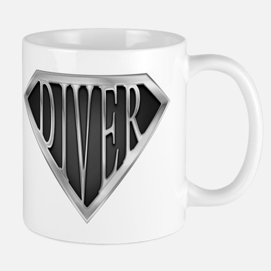 SuperDiver(metal) Mug
