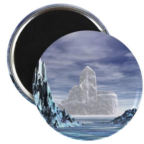 Ice Castle - Magnet