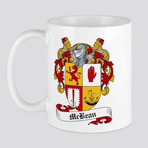 McBean Family Crest Mug