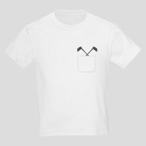 Golf clubs Kids T-Shirt