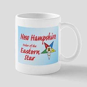 New Hampshire Eastern Star Mug