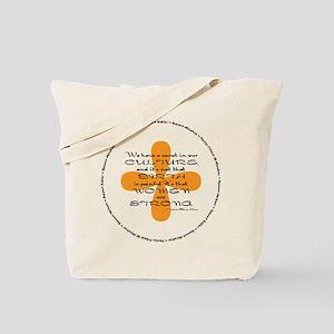 Secret in Our Culture Tote Bag
