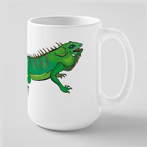 Iguana Large Mug