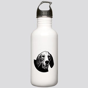 Basset Stainless Water Bottle 1.0L