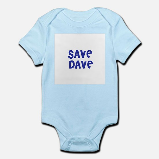 Save Dave Infant Creeper