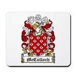 McCulloch Family Crest Mousepad