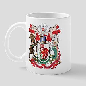 Cardiff Coat Of Arms Mug