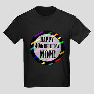 40th Birthday For Mom T-Shirt