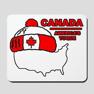 Funny Canada Mousepad