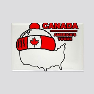 Funny Canada Rectangle Magnet