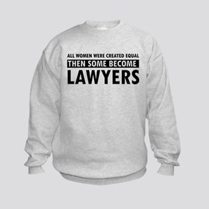Lawyer design Sweatshirt