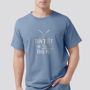 Field Hockey Players Gift - Don't Let the T-Shirt
