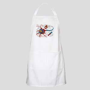Neuron cell BBQ Apron