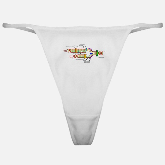 DNA Synthesis Classic Thong