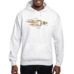 DNA Synthesis Hooded Sweatshirt