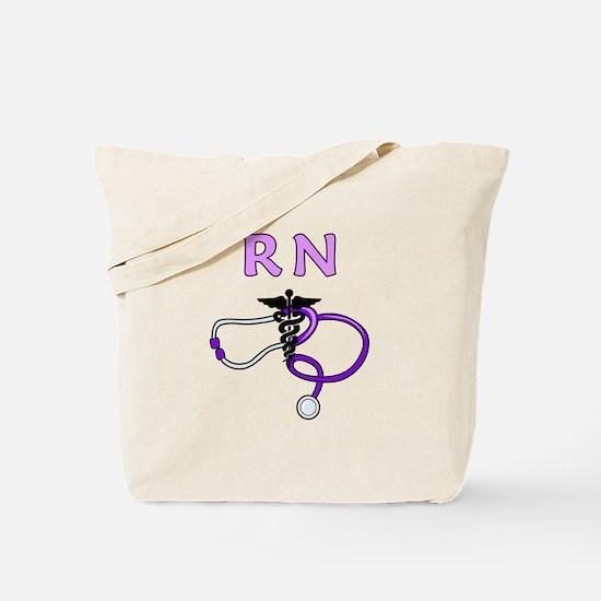 RN Nurse Medical Tote Bag