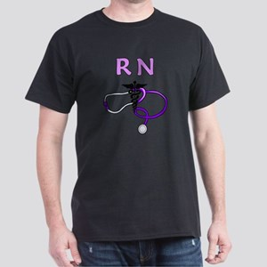 RN Nurse Medical Dark T-Shirt
