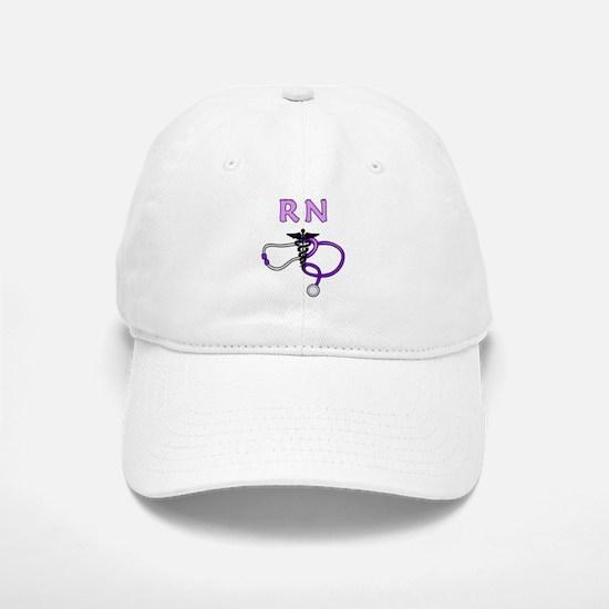 RN Nurse Medical Baseball Baseball Cap