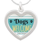 Dogs welcome, people tolerated Necklaces