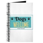 Dogs welcome, people tolerated Journal