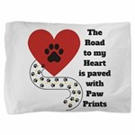 The road to my heart is paved with paw prints Pill