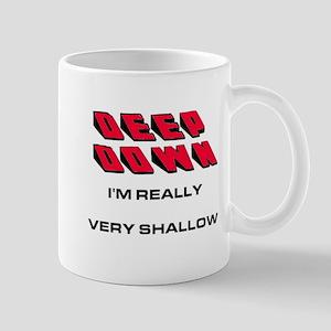 DEEP DOWN Mug