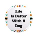 Life is better with a dog 3.5