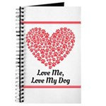 Love me love my dog 2 Journal