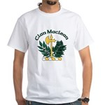 Clan Maclean White T-Shirt