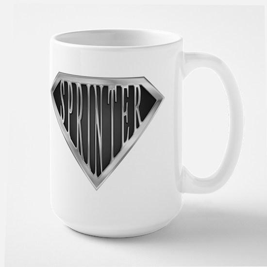 SuperSprinter(metal) Large Mug