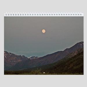 Alaskan Wall Calendar