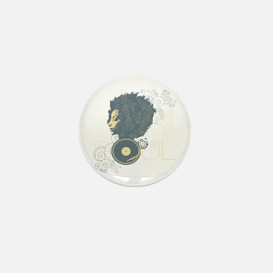 Soul II Mini Button