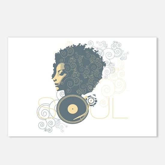 Soul II Postcards (Package of 8)