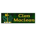 Clan Maclean Bumper Sticker