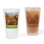 The Village Green Drinking Glass