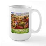 The Village Green 15 oz Ceramic Large Mug