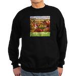 The Village Green Sweatshirt (dark)