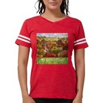 The Village Green Womens Football Shirt